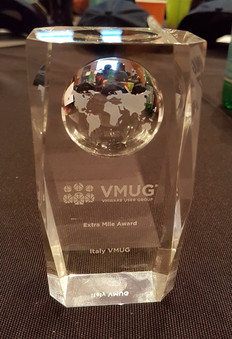 vmug.it-extra-mile